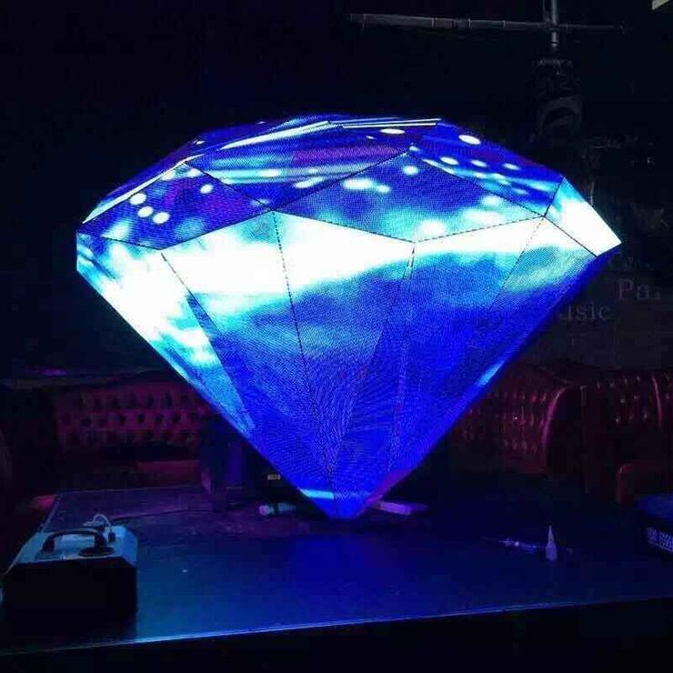 菱形led显示屏