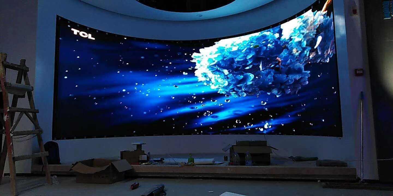 LED显示屏运用
