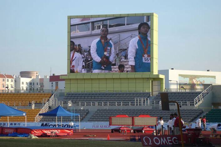 体育场LED显示屏的安装定制要求有哪些